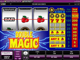 Magical world with Double Magic Slot Game